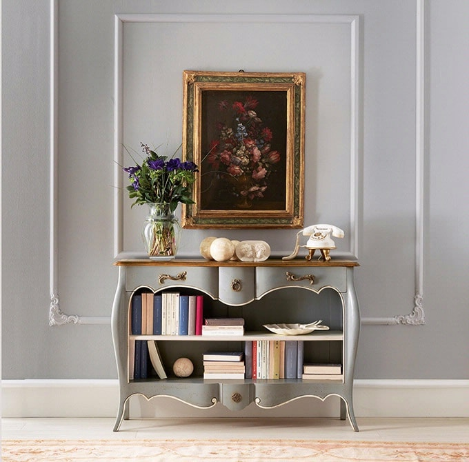 Console tables and complements