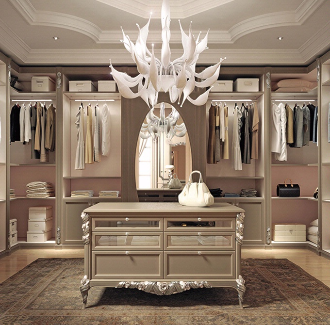 Wolk in closets